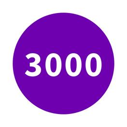 Plus de 3000 prêtres bénéficiaires