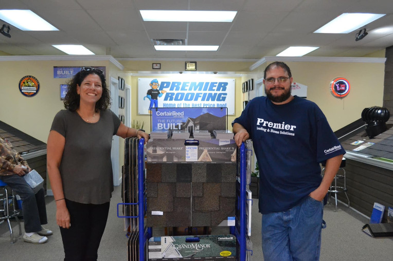 Premier Roofing, llc and CertainTeed Roofing Products