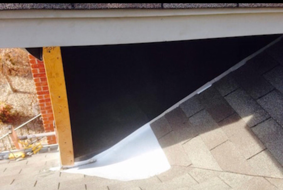 Moisture protection barrier