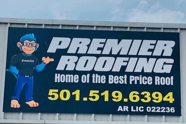 Premier Roofing, llc Showroom