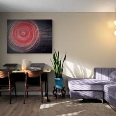 Love Cristina Balan acrylic of canvas 12