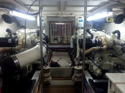 Engine bay repairs