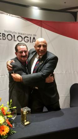 DR. FERNANDO VEGA FELIZ Libro Fundamentos de Flebología - IMF - Flebología México Instituto Mexicano
