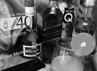 40 under 40-Enjoy & Savor the moment-Cocktails for the Occasion