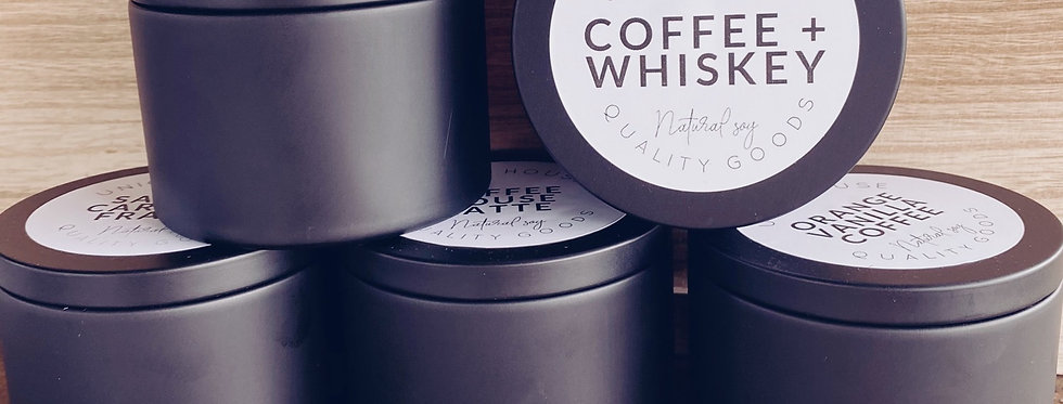 Coffee House Tins