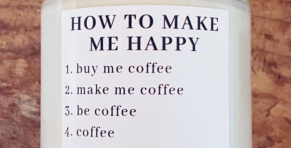 COFFEE HAPPY