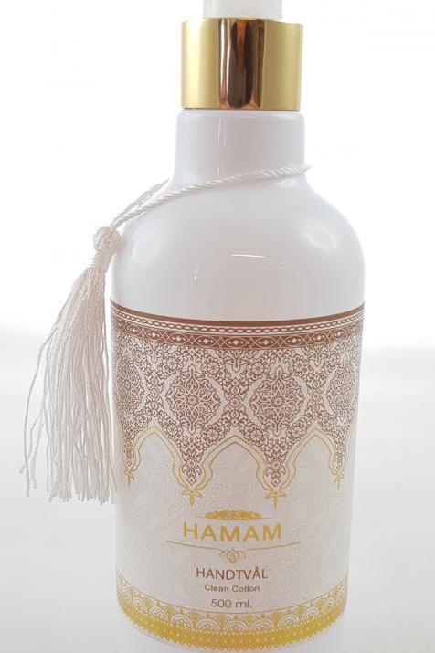 Handtvål Hamam Clean Cotton