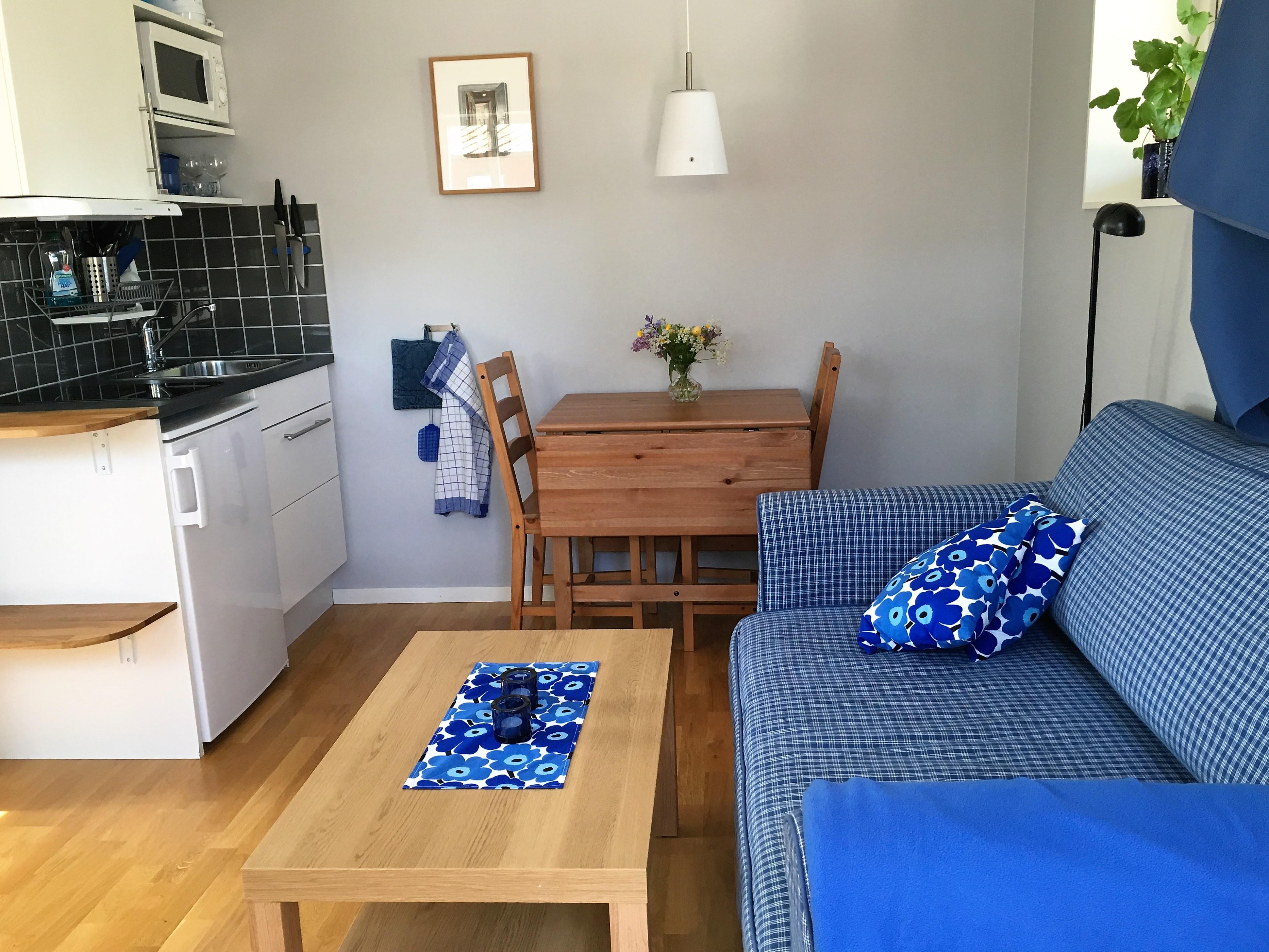 Boende Gotland - Ljungs fem rum