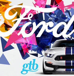 Ford GTB Agency Work