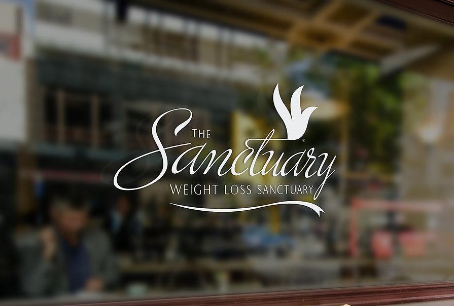 Sanctuary logo 2018 Sticker.jpg