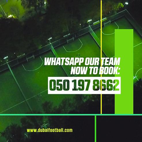 Dubai Football Promo Video