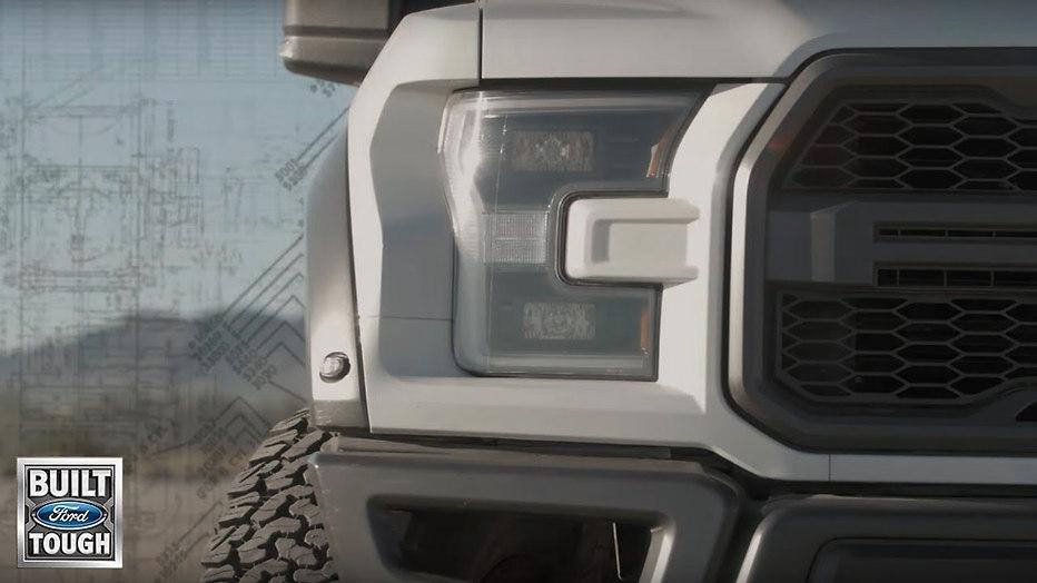 Ford Raptor TVC