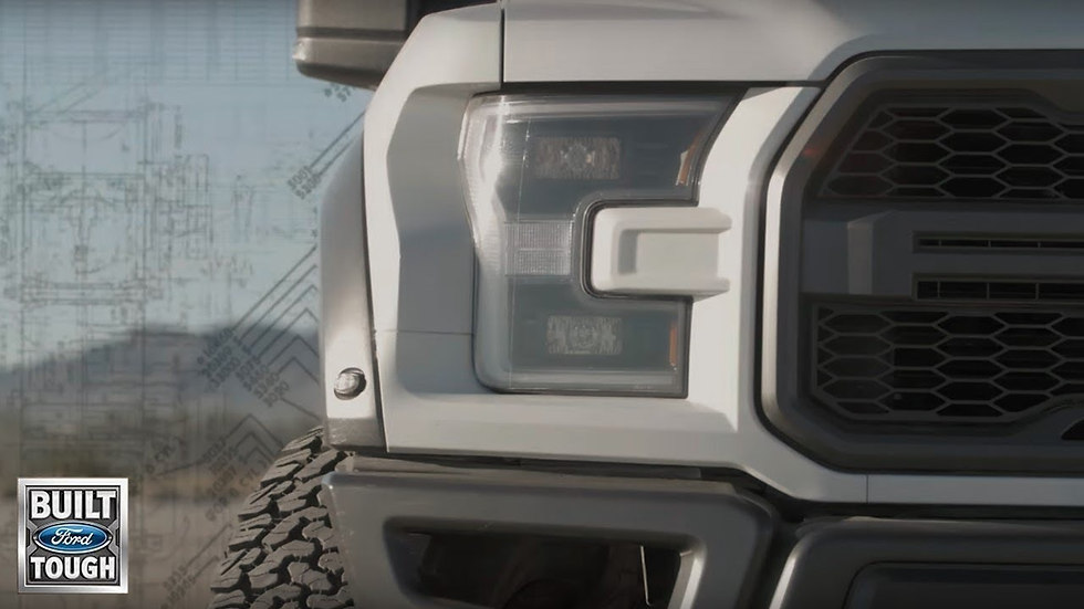Ford Raptor TVC