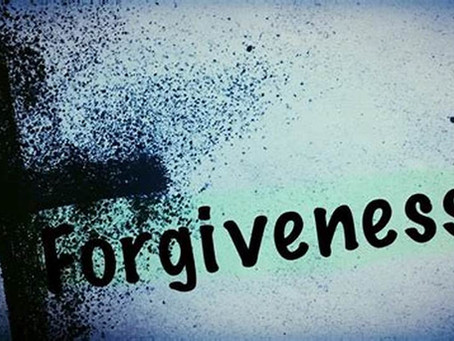 Begin the New Year with Sin Forgiven