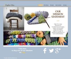 Figlio Mio Website
