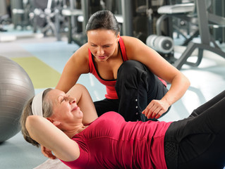 Older Adult Fitness Bootcamp - Health Promotion & Exercise Program