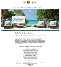 TC Safari Website