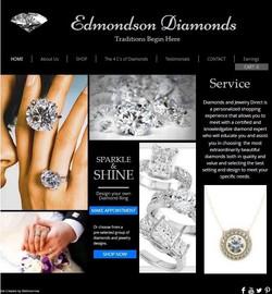 Edmondson Diamonds Website