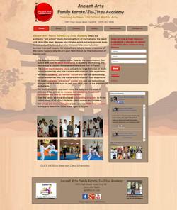 Ancient Arts Website