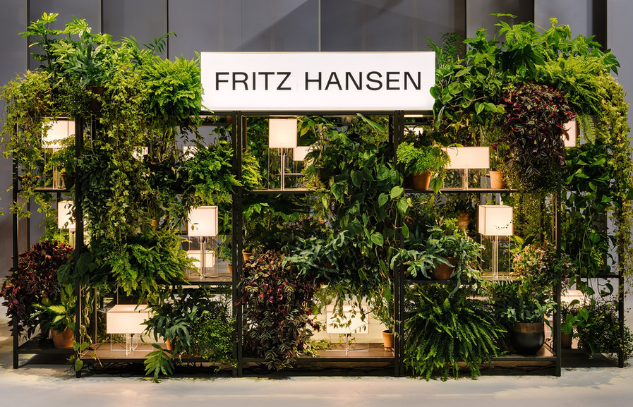 FRITZ HANSEN • MILAN