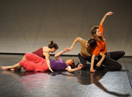 Open Call for Dance Schools in V4 Countries