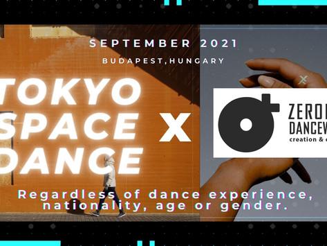 SPACE DANCE workshop – September 25