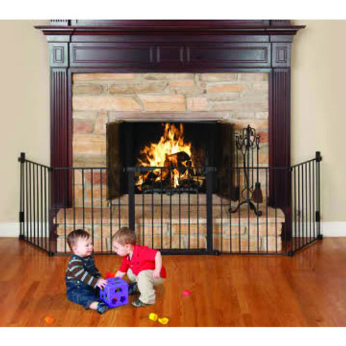 Kidco Hearth Safety Gate - Auto Close Safety Gate 132""