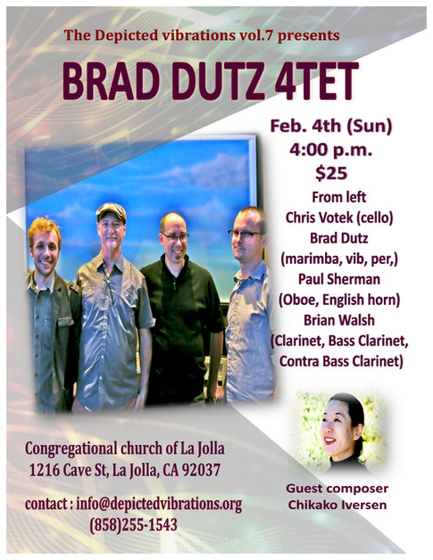 vol. 7 Brad Dutz 4tet