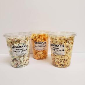 Wiseman's Gourmet Popcorn
