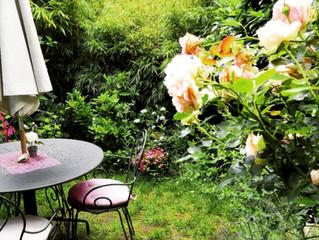 Massage au jardin