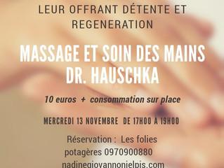 Soin des mains Dr.Hauschka