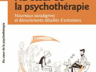 Le livre : Au coeur de la psychothérapie