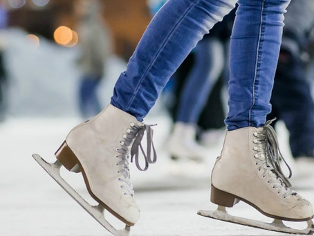 Ice Skate Party on the Square !!!