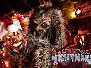 "Dent Schoolhouse ""A Christmas Nightmare"""
