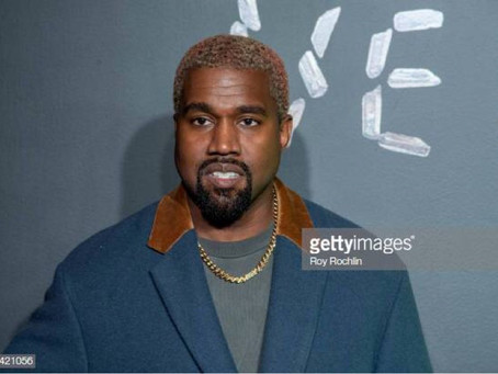 Kanye West is changing his name!!!