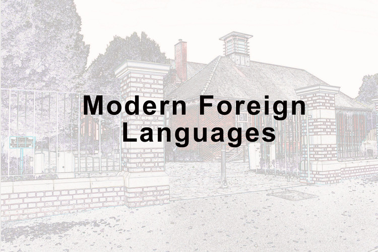 Modern Foreign Languages
