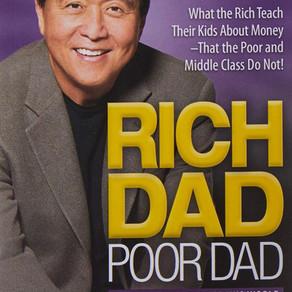 Book: Rich Dad Poor Dad by Robert Kiyosaki