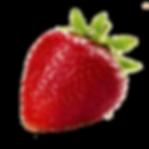 sabor fresa cristales de coco