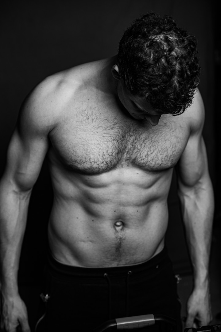 Zac Cooke Photography - Fitness Photography