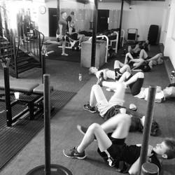 Cardiff City Centre Gym