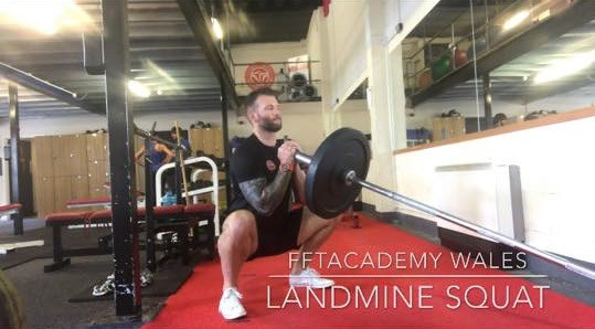 Top 3 Landmine Exercises