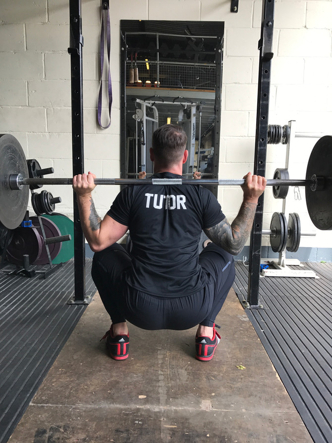 Coaching The Squat - Part 2