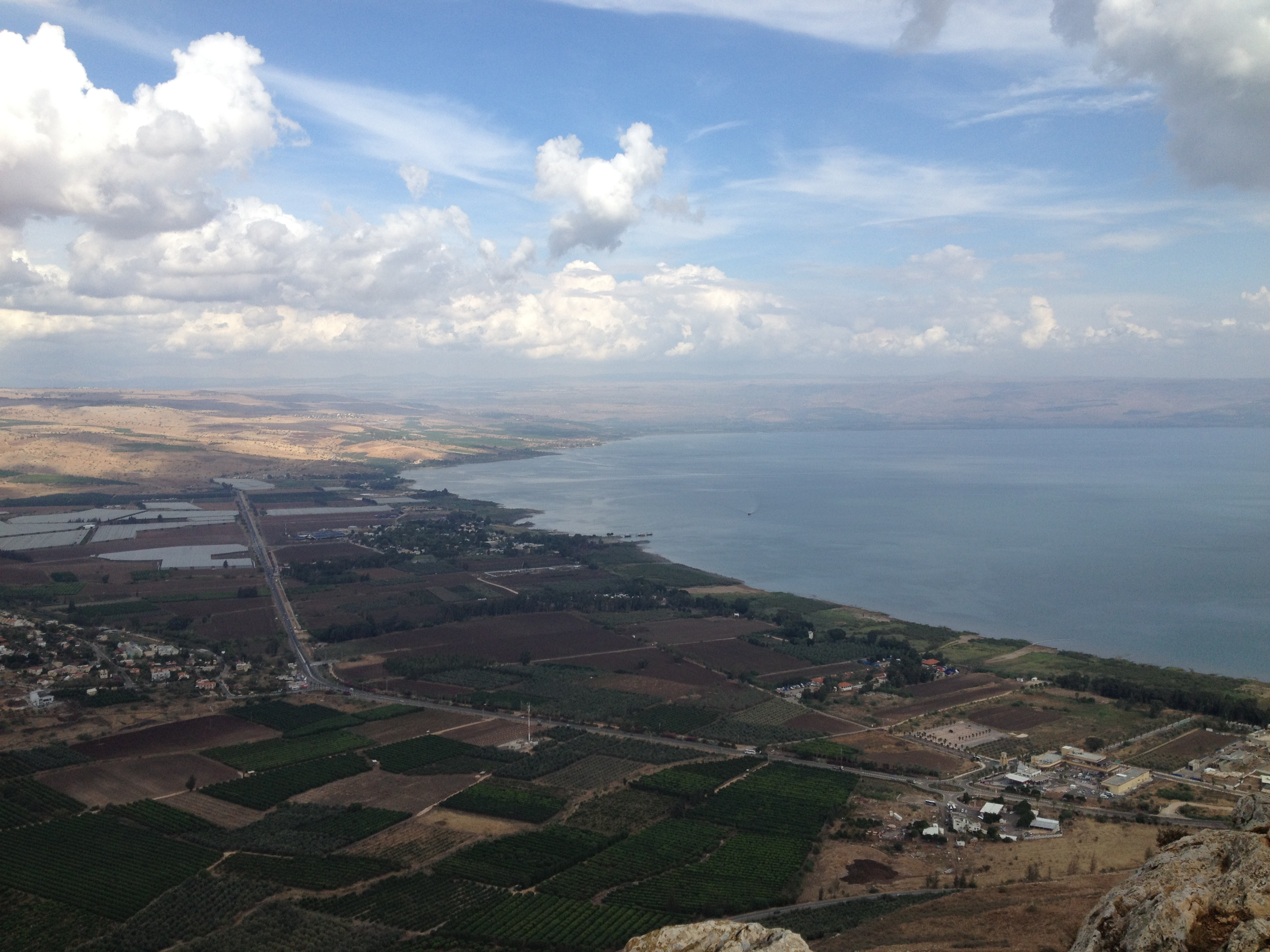 Galilee from Arbel 1