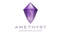 amethyst tall full white