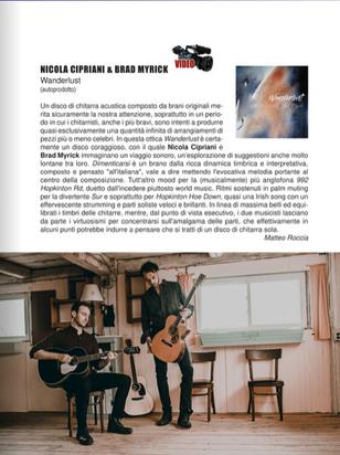 Axe Magazine review