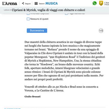 Giulio Brusati - L'Arena 2/2