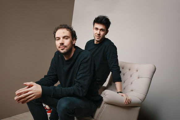 Samuele Rossin & Nicola Cipriani