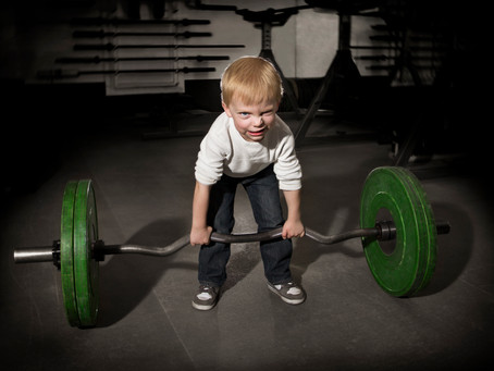 Strength training in childhood: Is it safe?
