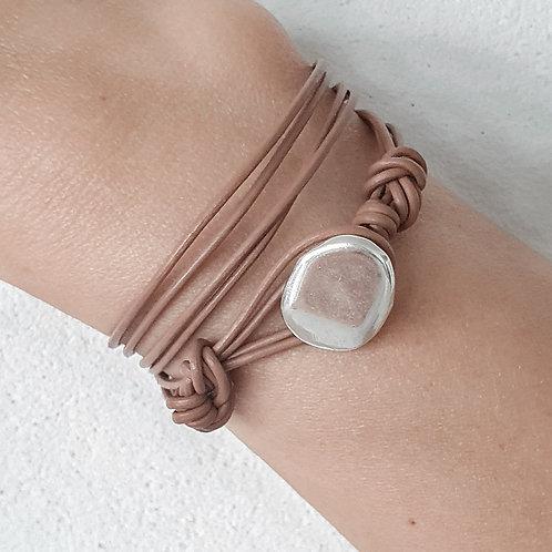 Armband Leder (braun)