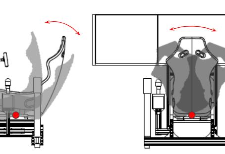 モーションリグの種類|SIMDRIVE-Proの開発思想